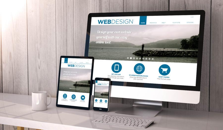 website erstellen lassen